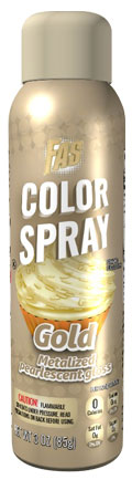 Gold - FAS - Food Aerosols Sprays